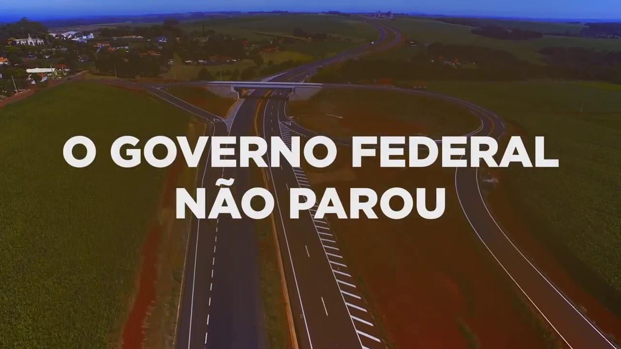 O Brasil segue avançando!