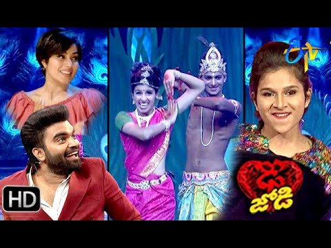 Dhee Jodi | 20th March 2019   | Full Episode | ETV Telugu