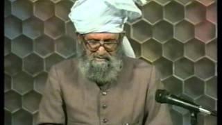 Urdu Dars Malfoozat #283, So Said Hazrat Mirza Ghulam Ahmad Qadiani(as), Islam Ahmadiyya
