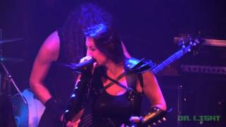 Unleash The Archers - Time Stands Still [Live in Montreal]