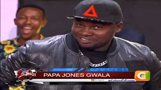 TEN OVER TEN | Khaligraph Jones aka Papa Jones sets the record straight