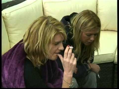 Tara Reid Sally Bercow Pamela BachHasselhoff Smoking1
