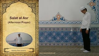How to Perform Salat al Asr Salat Al Asr (Afternoon Prayer); is a e...