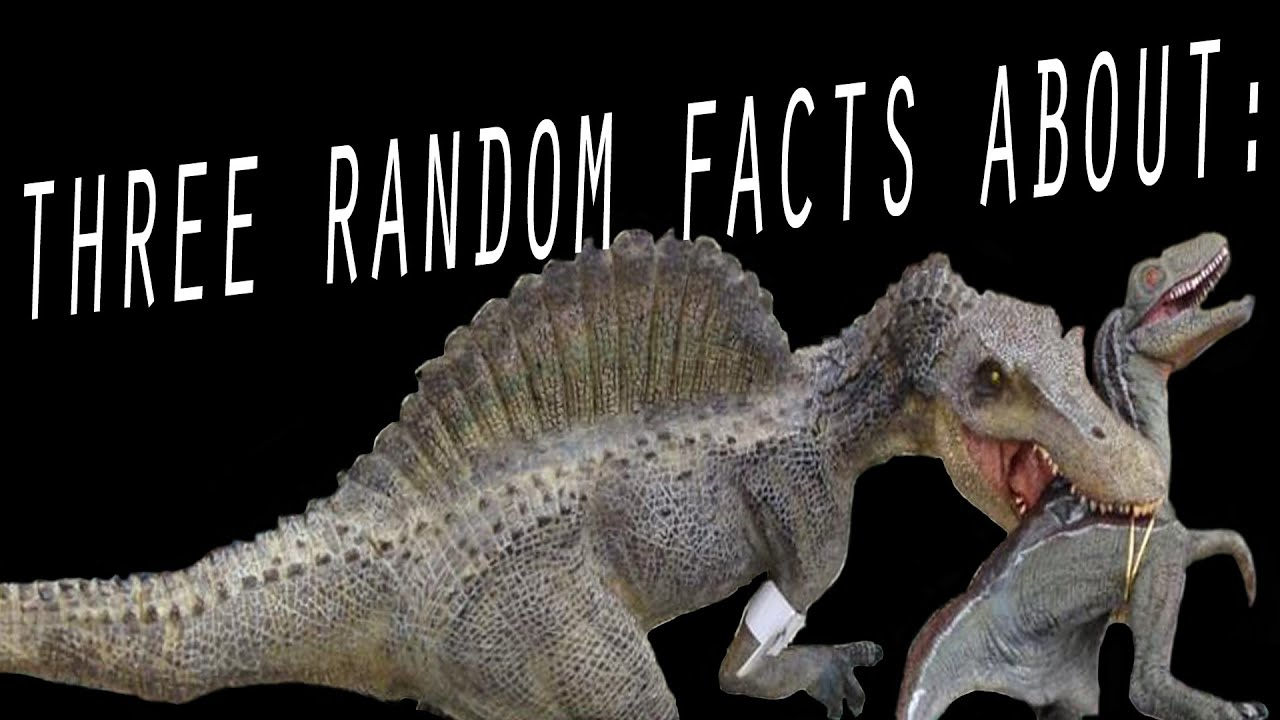 Xanaxus S Three Random Facts About Dinosaurs