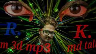 3d DJ remix mein Tere Sang Pyar Main Nahi Chodna RK Hindi gana DJ