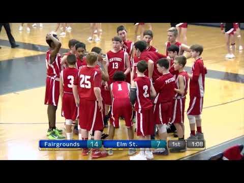 Elm Street Middle School Saída de Pressão com Stagger