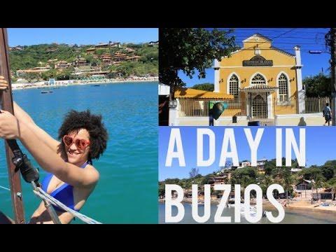 🇧🇷 My Day Trip in Buzios   Brazil Travel Tips 🇧🇷