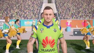 MELBOURNE STORM CAREER 2019 - ROUND 13 - RUGBY LEAGUE LIVE 4
