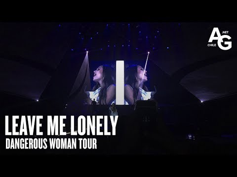 Ariana Grande - Leave Me Lonely (Dangerous Woman Tour en Chile)