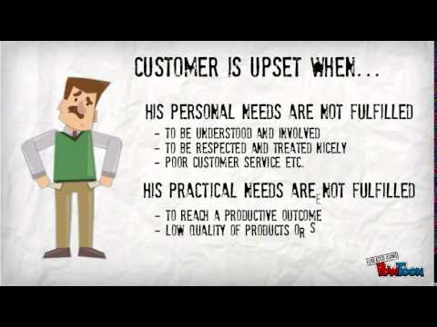 Customer Handling Skills - ALBERT
