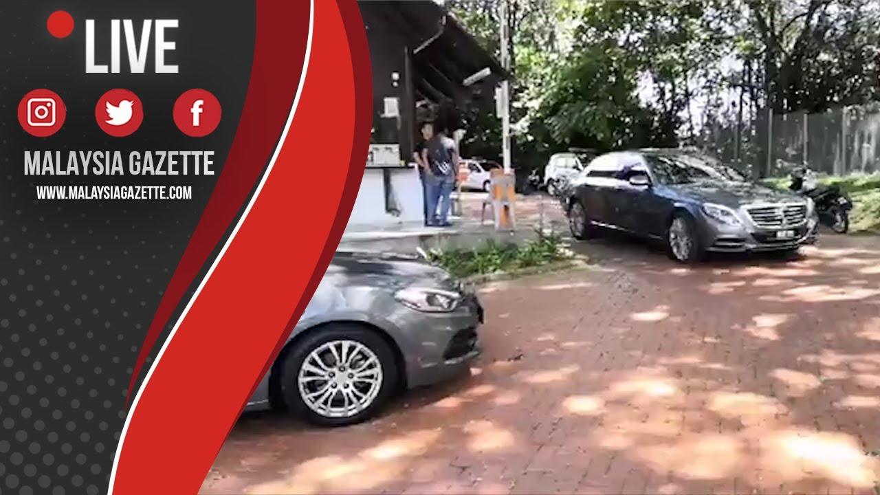 MGTV LIVE : Anwar, Wan Azizah, Guan Eng dan Mat Sabu Keluar Dari Kediaman Tun Dr Mahathir Mohamad