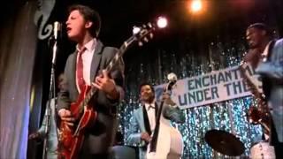 Scène solo de guitare Marty retour vers le futur