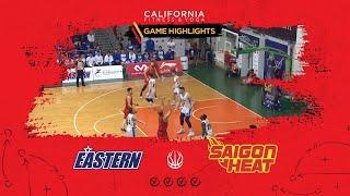 Highlights ABL9 || Away - Game 16: Hong Kong Eastern vs Saigon Heat 30/01