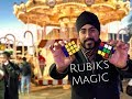 Rubik's Magic - Day 4