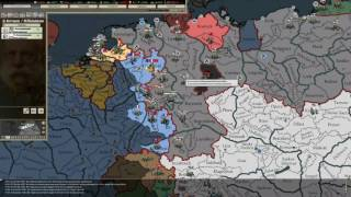 "RE RE Lets Play Hearts of Iron II Darkest Hour Deutsch Teil 8 ""Einsame Welt"""