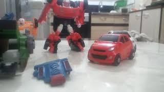 Tobot z super mini x mini deltatron