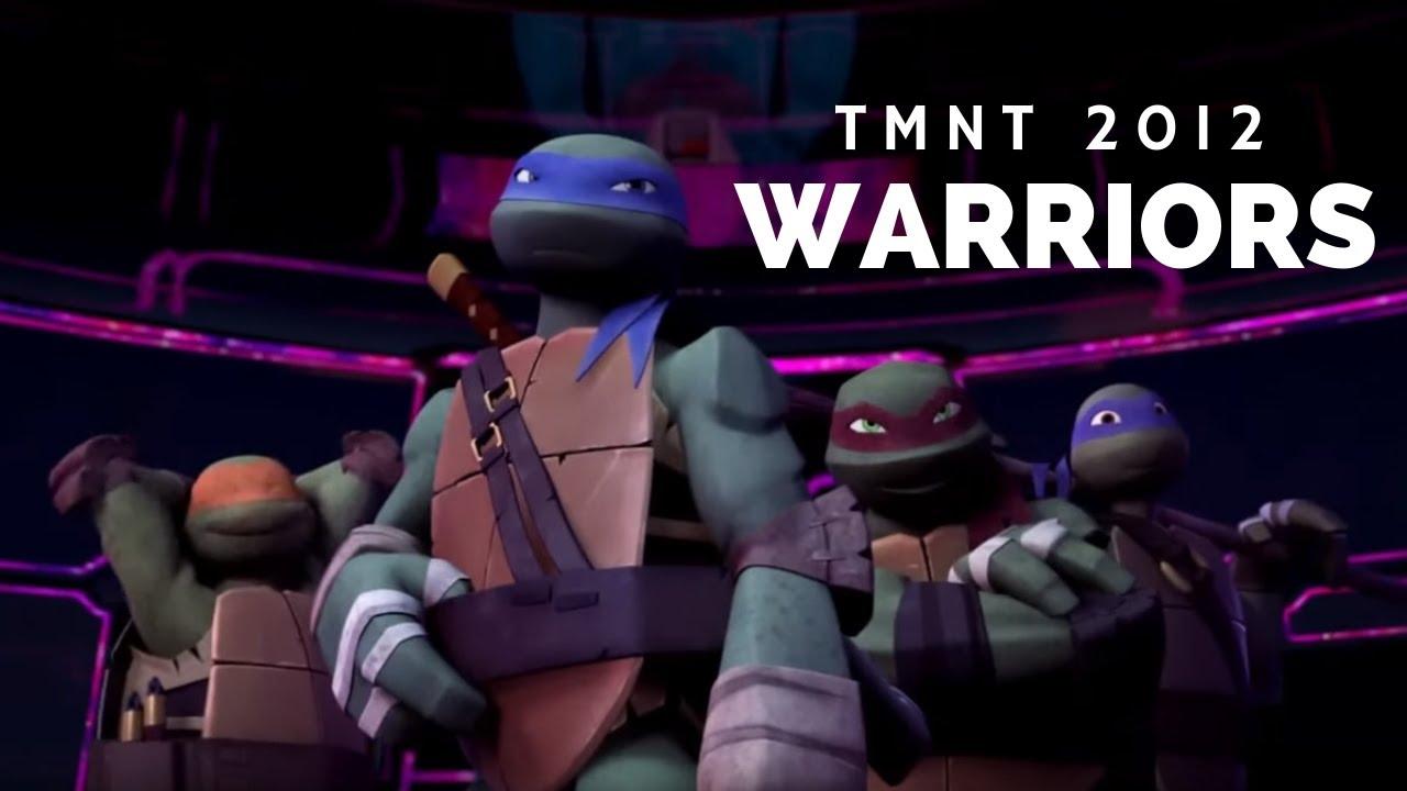 2012 *** *** completa Rey Rata Teenage Mutant Ninja Turtles Tmnt