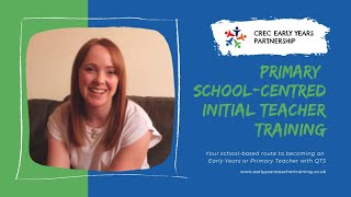 Student Testimonial - Clair Sammons | CREC Early Years Partnership SCITT