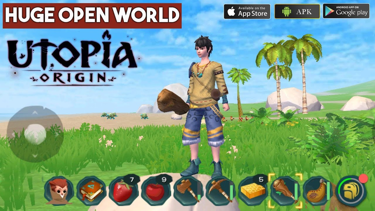 download game utopia origin pc