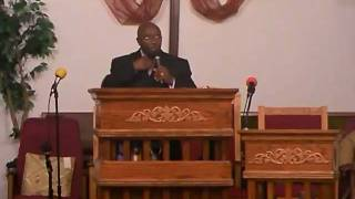 Pastor Richard Thomas Pt. 2 - Day 1
