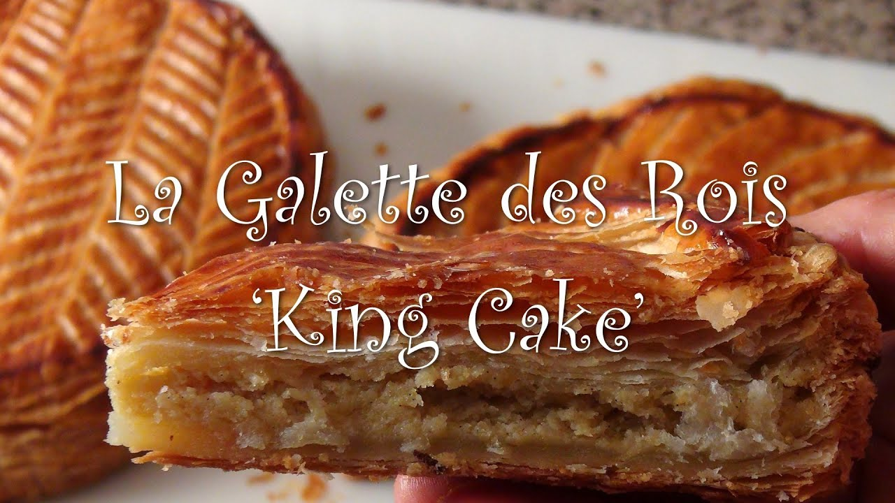 Galette des rois king cake recipe bruno albouze the real deal youtube - Decor galette des rois ...