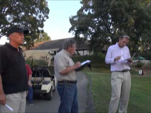 A visit to the Country Club of Woodbridge