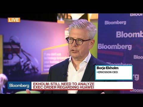 Trump Executive Order on Huawei Needs Analysis: Ericsson CEO