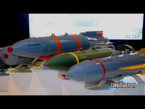 New weapons in the Republic of Azerbaijan - ADEX 2016