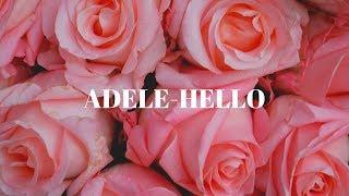 Adele-  Hello (LIRIK + TERJEMAHAN)