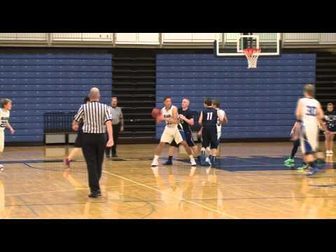 Brainerd Basketball at Bemidji - Lakeland News Sports - December 16, 2014
