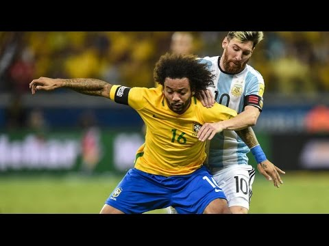 Marcelo vs Argentina (HOME) 10-11-2016 |Ray Hudson| By#Anass