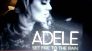 Adele vs. Jaheim-Set Fire to the Case