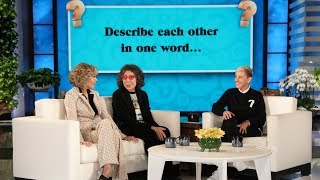 Lily Tomlin & Jane Fonda Prove Why They 'D.G.A.F.'
