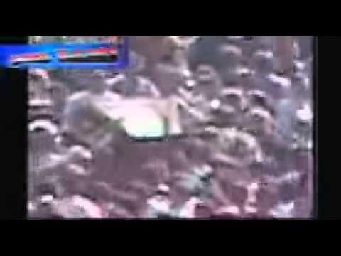 جنازه الحاج مصطفى مشهور ( أبو خطاب )