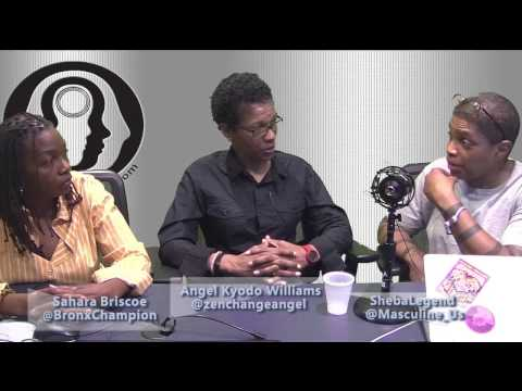 MasculineUs Live: Rev  Angel Kyodo Williams