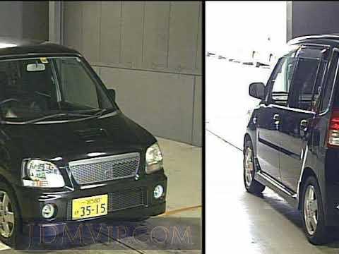 2001 MITSUBISHI TOPPO BJ R H41A