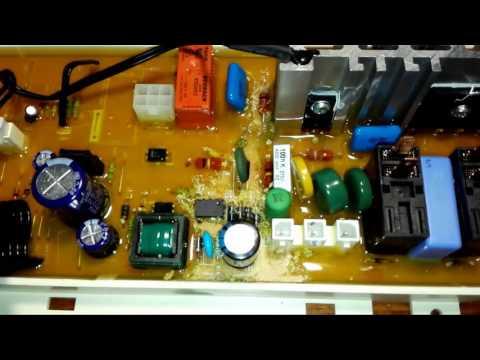 Ремонт стиральной машины SAMSUNG WF6520S7W