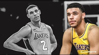 Lonzo Ball Speaks On Getting Traded Away From Lakers This Summer,