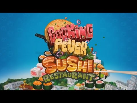 Cooking Fever Sushi Restaurant 3D Clip