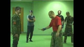 Техника ножевого боя