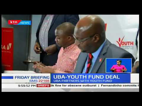 UBA partners with Youth Enterprise Fund to finance African youths