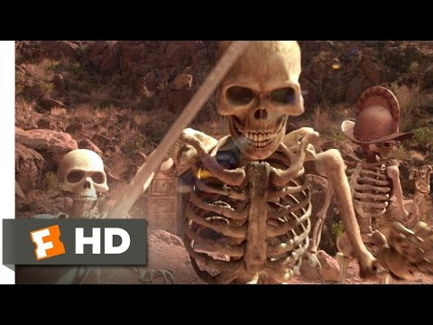 Spy Kids 2: Island of Lost Dreams (8/10) Movie CLIP - Skeleton Battle (2002) HD