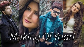 Making Of Yaari Nikk Avneet Kaur Bang Music 2019