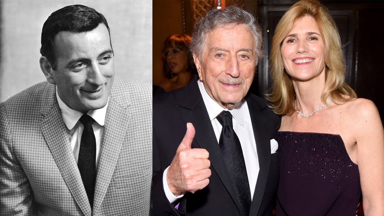 92-Year-Old Tony Bennett R-evealed How He Met His Wife – Before She Was  Even B orn