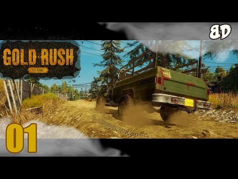 Gold Rush Ep01: Setting up the Claim.