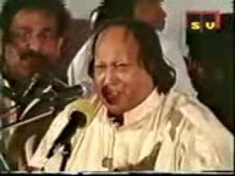 Afreen Afreen   Nusrat Fateh Ali Khan Qawwal singing live Afreen Afreen   YouTube mpeg4