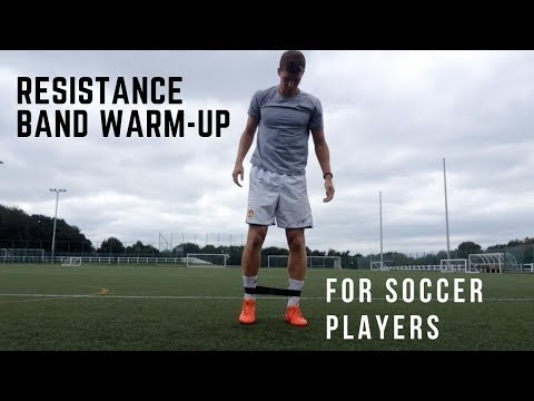 Pre-Training Muscle Activation For Soccer Players