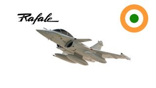 Indian Air Force - Dassault Rafale [HD]