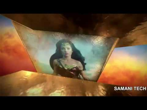 WONDER WOMAN Official Blu Ray Trailer   60FPS HFR HD