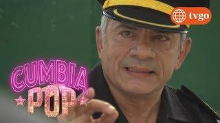 ¡El oficial Santana intentó sobornar a Gerardo! - Cumbia Pop 12/01/2018